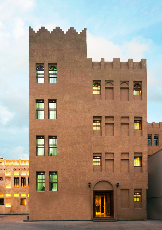 Souq Waqif Apartments
