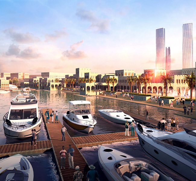 Bay Area Real Estate And Rentals: Qatar Real Estate Developments