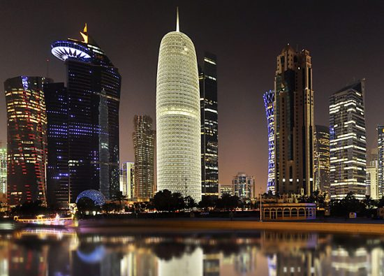 West Bay, Doha, Qatar