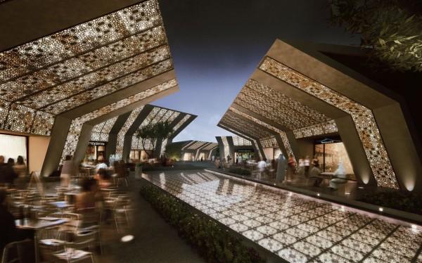 Mz wins mipim award for qatar masterplan coreo for Architectural design company in qatar