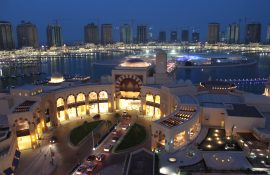 The Pearl Qatar Indoor Entertainment Center Opening Soon