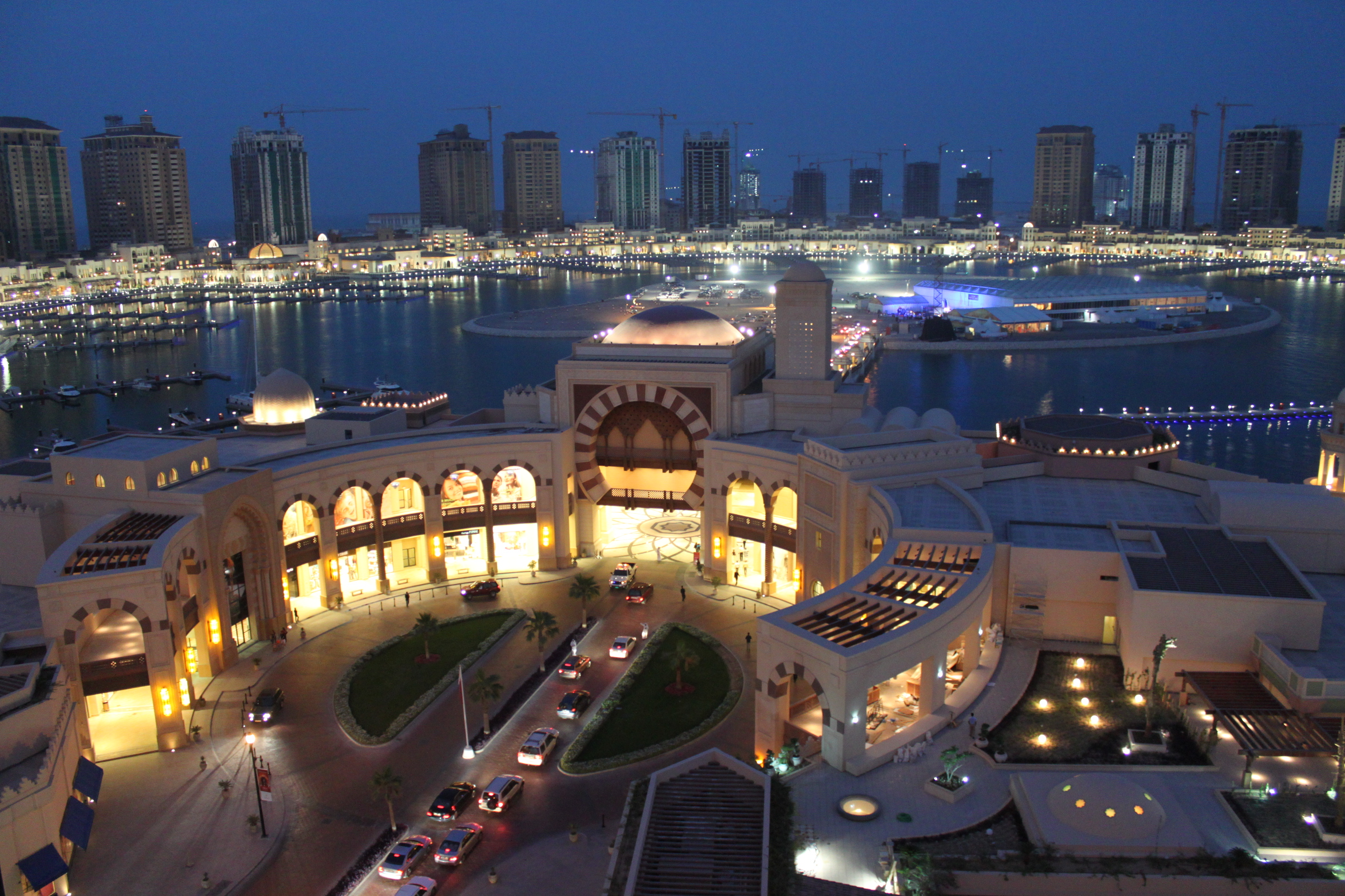 Buy Home Plans The Pearl Qatar Indoor Entertainment Center Opening Soon