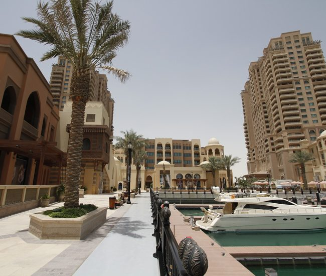The Pearl Qatar Apartments