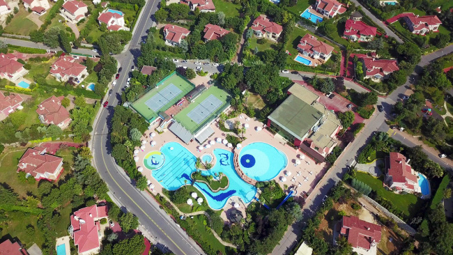 Alkent 2000 Community Facilities
